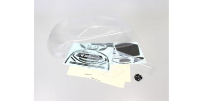Ceptor Clear Body Set (GT2) IGB157B