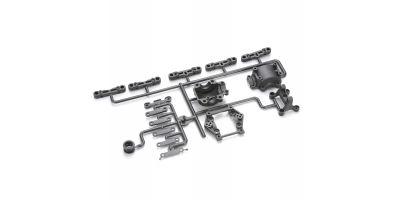 Carbon Composite Bulk Head Set(ZX-5/TF-5 LA209H
