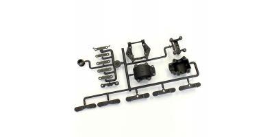 Carbon Composite Bulk Head Set(ZX-5/SP/R LA209HB