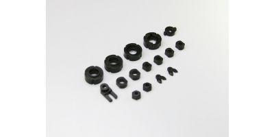 Wheel Parts Set(MINI-Z Lit) LT003
