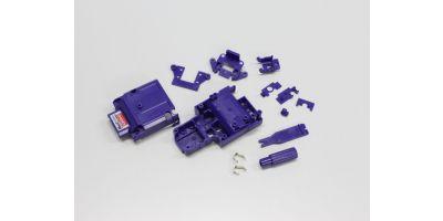 Color Chassis Set(Blue/MINI-Z Lit) LTW005BL
