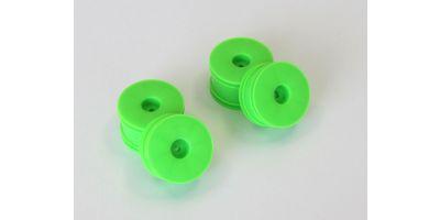 ホイールセット(蛍光グリーン/インファーノMP9) MBH002KG