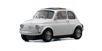 AutoScale FIAT 500 WHITE MCG001W