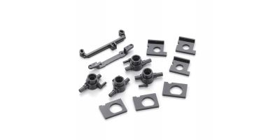 Knuckle & Motor Holder Set(MINI-Z AWD) MD004