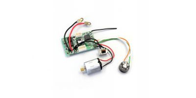R/C Unit (for 2.4GHz/RA-23T)w/Chase Mode MD014