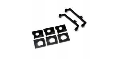 Tie Rod & Motor Plate Set (MINI-Z FWD) MD306