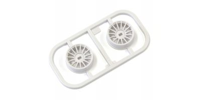 Multi Wheel N/Offset 1.5(White/AWD/2pcs.) MDH100W-N15