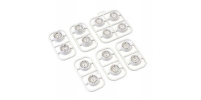 Multi Offset Wheel Set(White/AWD/14pcs.) MDH100W
