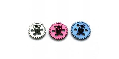 Machine Cut Spur Gear Set L (MINI-Z AWD/ MDW011