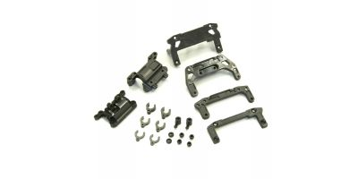 Rear Chassis Set(AWD DWS) MDW100-02