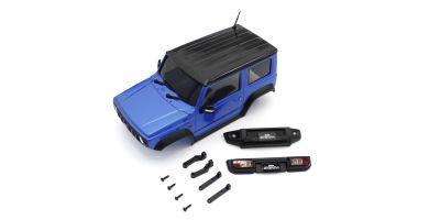 BS MX-01 Suzuki Jimny Sierra Blue MXB03MB