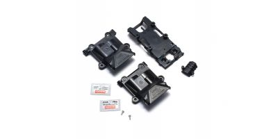 Upper/Servo motor cover set(MR03/Sports) MZ411