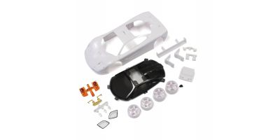 McLaren F1 LM White body set(w/Wheel) MZN181