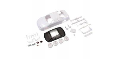 SKYLINEGT-RR33VSpecWhite body set(w/Wheel) MZN182