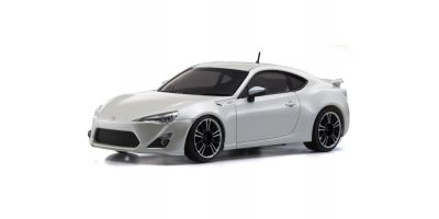 R/C EP Touring Car TOYOTA 86 Pearl White 32717PW