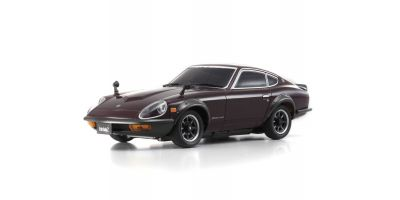 ASC MR03N-RM Fairlady 240ZG Maroon MZP140MR