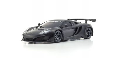 ASC MR-03W-MM McLaren 12C GT3 MatteBlack MZP226BK
