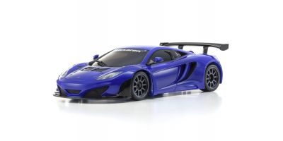 ASC MR-03W-MM McLaren 12C GT3 Blue Metal MZP226MB