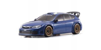 ASC MA-010&015 インプレッサ WRC2008 ブルー MZP414MB