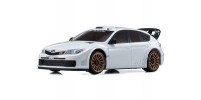 ASC MA-010 インプレッサ WRC2008 ホワイト  MZP414W