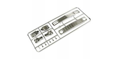 Body Plastic Parts Set(Chrome/Outlaw Rampage) OLB051-01SM