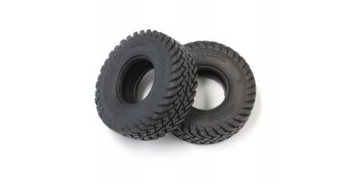 Tire (2pcs / with Inner Sponge) OLT001