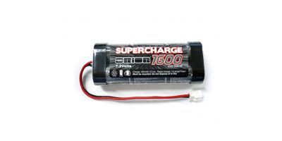 Supercharge1600StickPackNiMH(7.2V)micro ORI13044