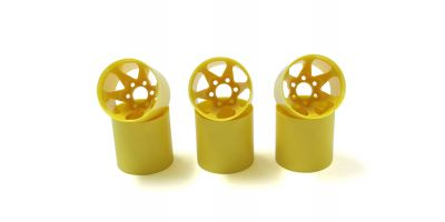 Rear Wheel (Yellow/6pcs) PZ302-6Y