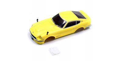 B/S NISSAN FAIRLADY 240Z-L Yellow R246-1125