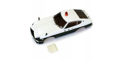 B/S NISSAN 240Z-L / Police Car R246-1128