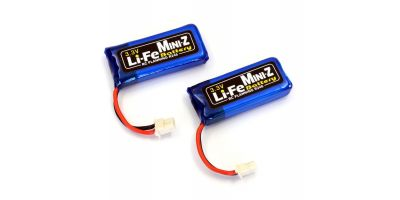 MINI-Z Li-Fe 3.3V Battery 2pcs R246-1802