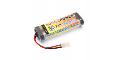 MUSCLE POWER 2200 Ni-MH Battery R246-8451B