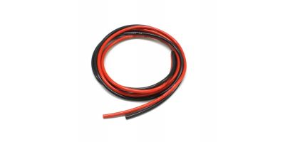14G Silicon Wire 900 Black / Red R246-8512