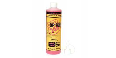 GPフュール ハンディボトル 500cc ニトロ20% オイル12%  R246-8600