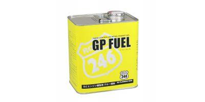 GPフュール カー用 2L缶 ニトロ16% オイル12%  R246-8601