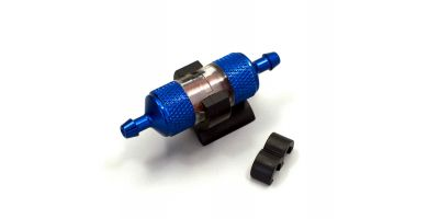 See-Through Fuel Filter (L) Blue R246-8673