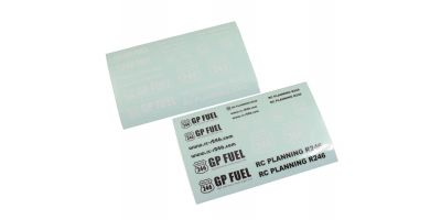 Decal RC PLANNING R246 R246-9021