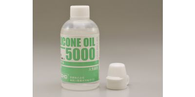 Silicone OIL #5000 (40cc) SIL5000