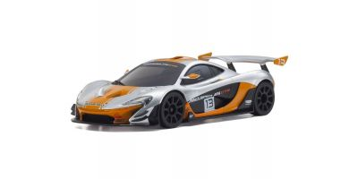 ASC MR03RWD McLaren P1™ GTR Silver/Orange MZP235SO