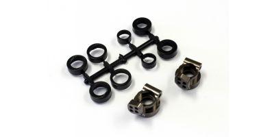 V2 Aluminum R-Hub Set(0.5゚/RB6/ZX/RT/SC) UMW704-05