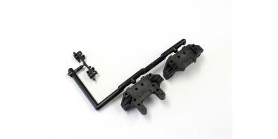 カーボンコンポジットリヤバルクヘッド(RB6.6/MID/LDW) UMW736