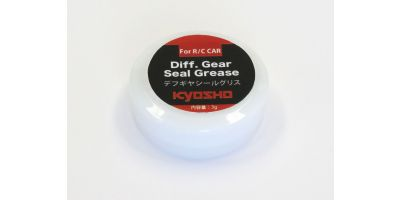 Diff. Gear Seal Grease (3g) XGS151