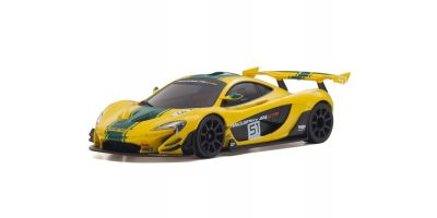 ASC MR03RWD McLaren P1™ GTR Yellow/Green MZP235YG