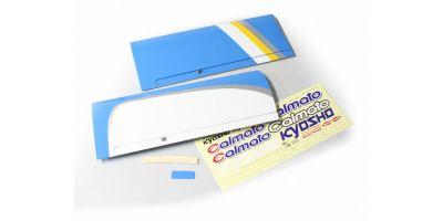 主翼セット (ブル-/カルマート SP EP 1400)  A0063BL-11