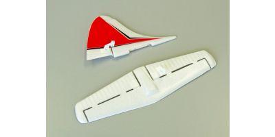 Tail Wing Set(MINIUM ALPHA DHC2 BEAVER) A0471-13
