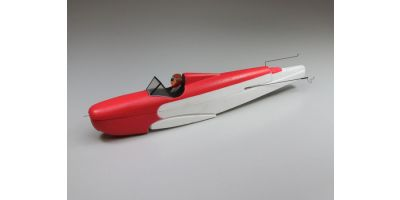 Fuselage Red (FLYBABY) A0653-12R
