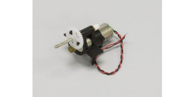 Gear down unit (for 8mm motor) A0655-05