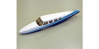 Fuselage  (PA34 VE29 Twin Blue) A0961-12BL