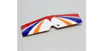 Horizonlat Tail Wing(Red/Calmato ST GP 1 A1062R-13
