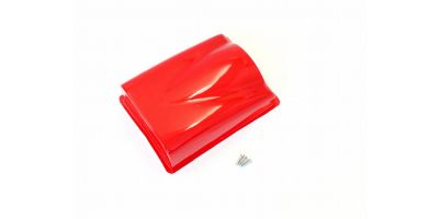 Cowling (Calmato Alpha 40 Sports Red) A1235-01R